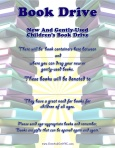 Childrens Book Drive