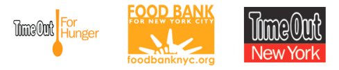 From http://www.foodbanknyc.org/go/timeout